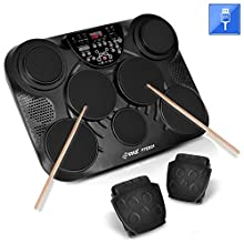 Pyle-Pro Portable Electronic Drum Set (Mac & PC (PTED01))