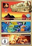 Plasma Optics: Aquarium / Sunsets / Fireplace