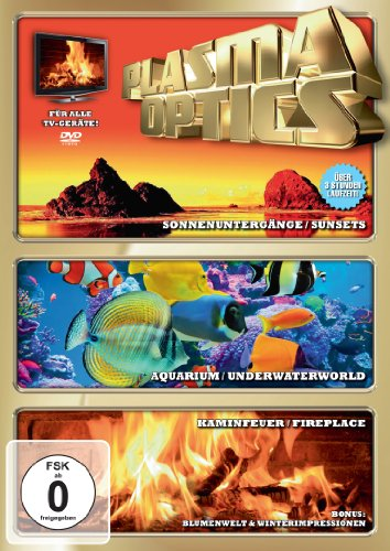 Plasma Optics: Aquarium / Sunsets / - Tv Optic Shop