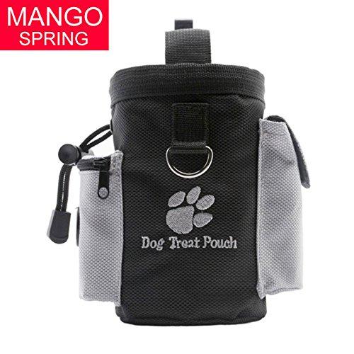 Nice Pet Dog Treat Pouch Dog Training Treat Bags Portable Detachable Doggie Pet Feed Pocket Pouch Puppy Snack Reward Waist Bag