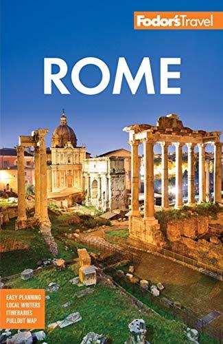 51DI3vnOeuL - Fodor's Rome (Full-color Travel Guide)