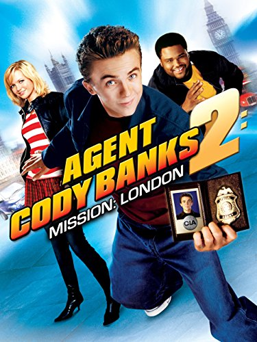 Agent Cody Banks 2: Mission London Film