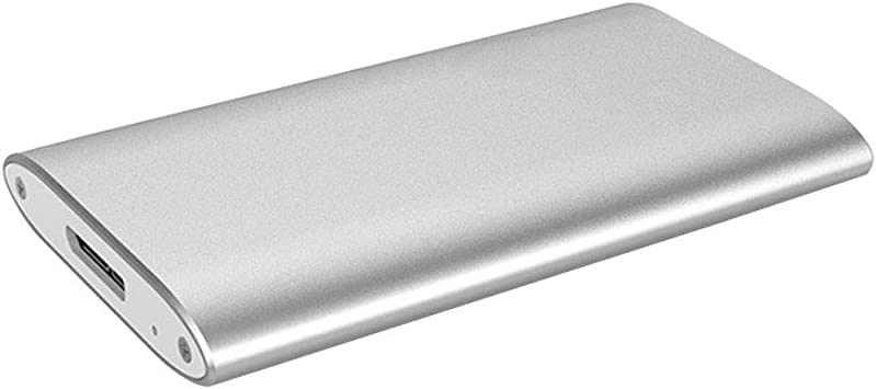 MRLIFY Caja de Disco Duro mSSD SATA SSD a USB 3.0 HDD ...