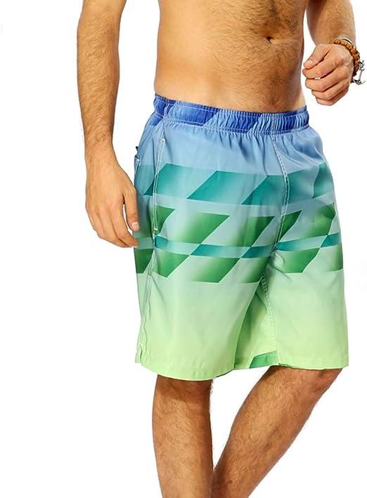 Bañadores de natación Pantalones Cortos De Playa Pantalones De ...