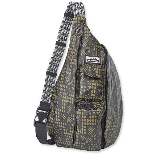 KAVU Women's Ropette Backpack,Python,One Size