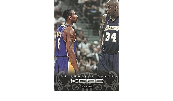 Verzamelkaarten, ruilkaarten Basketbal 2012-13 Panini Kobe Bryant Anthology #93 Kobe Bryant Mint