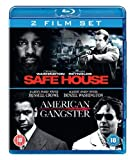 Safe House / American Gangster [Blu-ray] by Imports
