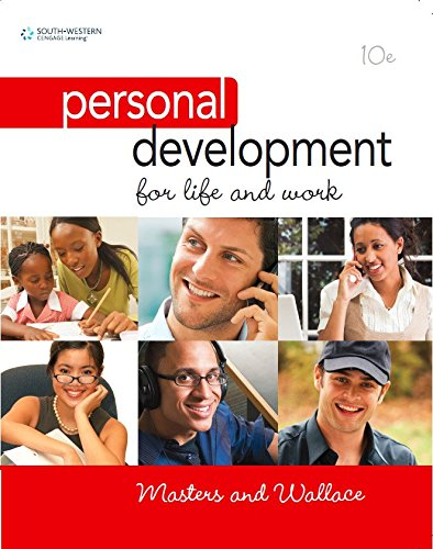 Personal Development for Life and Work (Available Titles CourseMate) Pdf