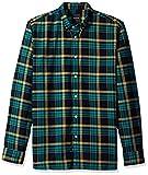 Barney Cools Mens Long Sleeve Plaid Shirt