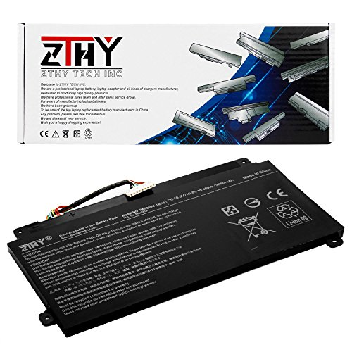 ZTHY New PA5208U-1BRS Laptop Battery Replacement For Toshiba Chromebook 2 CB35 CB35-B3340 CB35-B3330 CB35-C3300 Satellite E45W P55W P55W-C P55W-C5204 P55W-C5208 P55W-C5314 Series Notebook 10.8V (1brs Toshiba Replacement)