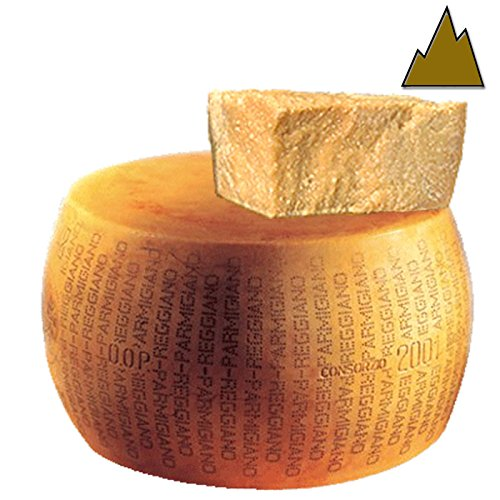 Parmigiano Reggiano PDO from hill, Whole wheel, seasoned 24 months, weighing.- 86 lbs by Parmigiano Reggiano PDO (Image #5)