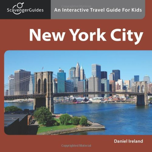 Scavenger Guides New York City product image