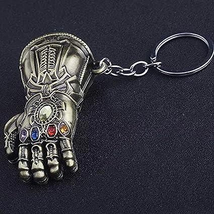 VAWAA Vengadores 4 Infinity War Thanos Guantes De Poder ...