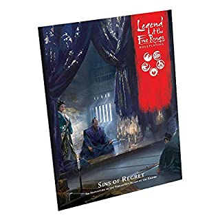 Legend of The Five Rings RPG: Sins of Regret