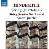 Paul Hindemith: String Quartets, Vol. 3