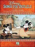 Disney Songs for Ukulele, Jim Beloff, 1423495608