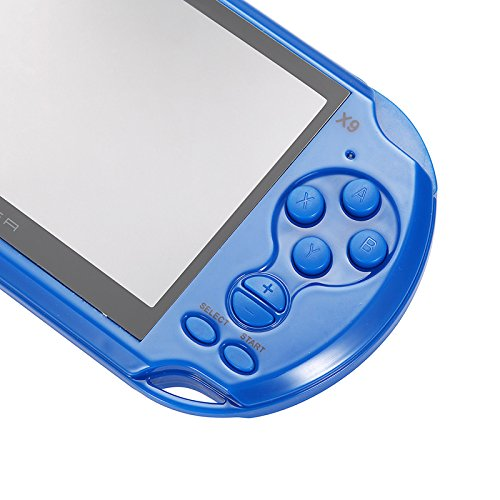 RONSHIN Handheld Portable Retro Game Console Video MP3 Player Camera Kids by RONSHIN (Image #6)
