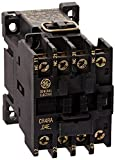 GENERAL ELECTRIC CR4RA04EZ Control Relay 10 Amp 600V 4 No Auxiliary Contacts Made by Sprecher Schuh Fits SC3-04E