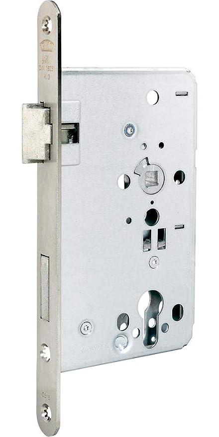 BKS Cerradura de embutir para puertas de habitaciones PZ 20 ...