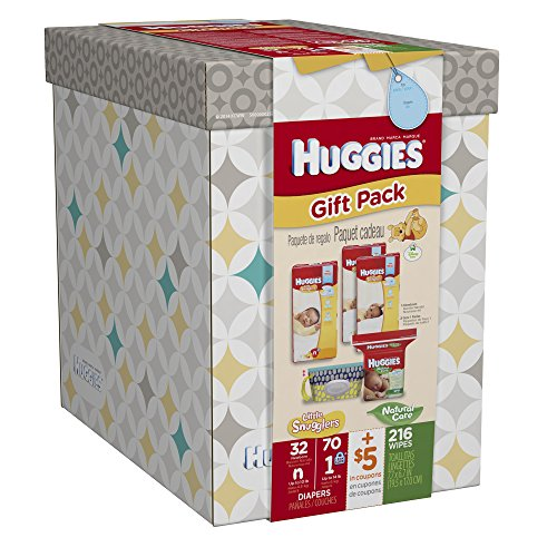 Huggies Little Snugglers Gift Count