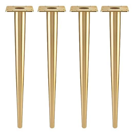 Herrajes: patas de mesa para muebles, mesa de comedor, pies de ...