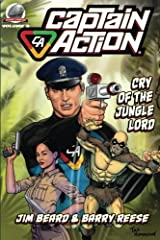Captain Action: Cry of the Jungle Lord (Volume 3) Paperback