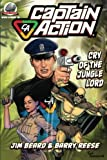 img - for Captain Action: Cry of the Jungle Lord (Volume 3) book / textbook / text book