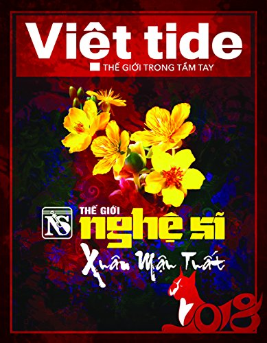 Giai Pham Xuan Viet Tide & The Gioi Nghe Si Mau Tuat 2018