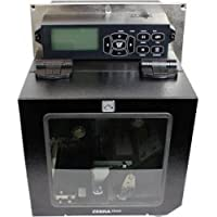 Zebra Technologies ZE50042-L010000Z Series ZE500-4 PAX Printer Engine, 203 dpi Resolution, Left Hand, RS-232 Serial, Parallel, USB 2.0, Internal net, 10/100 Ethernet, 120 VAC Powercord