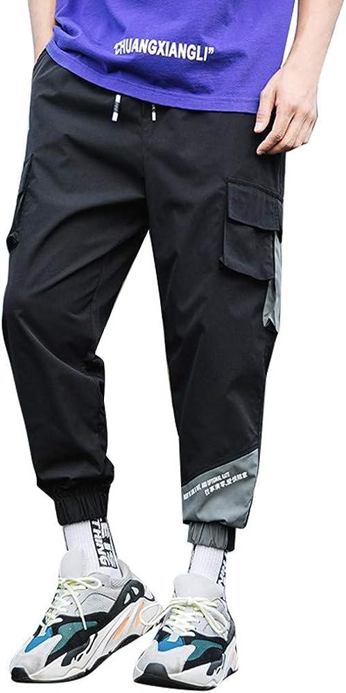 Doreleven Pantalones Cortos Hombre Deporte Vaqueros Algodon Tallas ...
