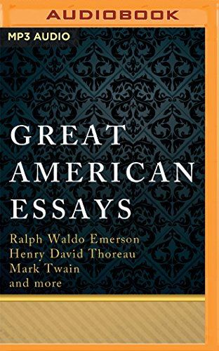the next great american essay Coming attractions: what's happening this month in the lakes area ventriloquist   last call for great american think-off essays deadline for entries is april 1.