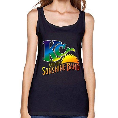 Jiayuhua Womens Kc And The Sunshine Band Tank Top Size Xxl