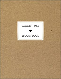 accounting ledger book accounting ledger paper 6 columns by 40