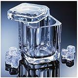 William Bounds Grainware Regal Swivel Top Ice Bucket