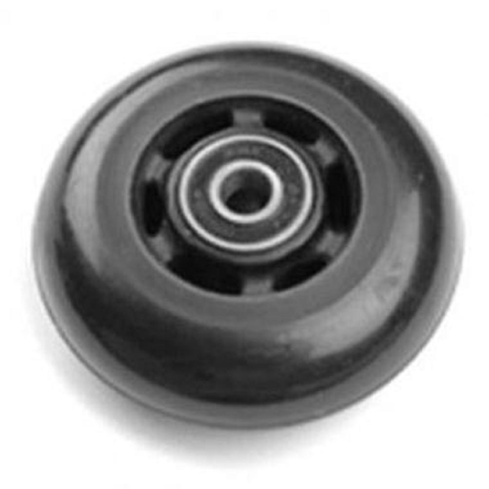 3'' X 1'', 5/16'' Precision Bearing Caster Tire for Powerchair Wheelchair
