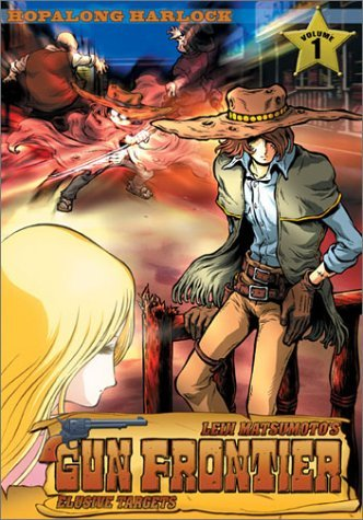 Gun Frontier - Hopalong Harlock (Vol. 1) by Paul St. Peter