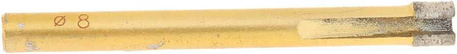 6mm Diamant Bohrer Loch S/äge Lochs/äge Glas Fliesen Marmor Lochbohrer
