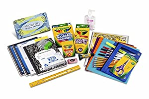 Third through Fifth Grade Classroom Supply Pack