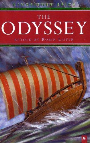 The Odyssey (Kingfisher Epics)