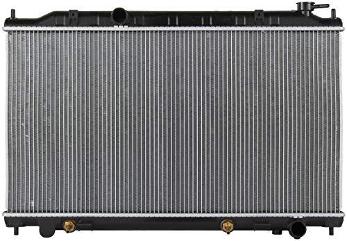04 nissan maxima radiator - 5