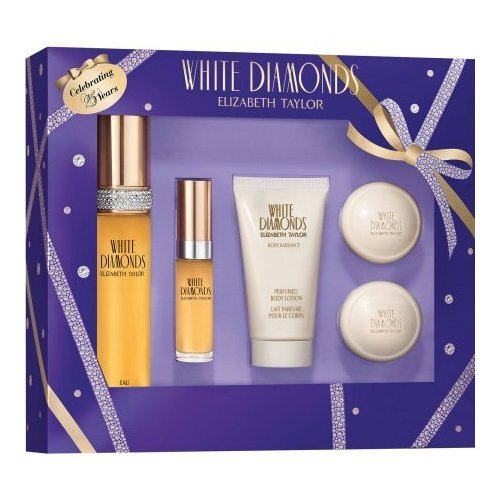 White Diamonds Elizabeth Taylor 5 pc GiftSet
