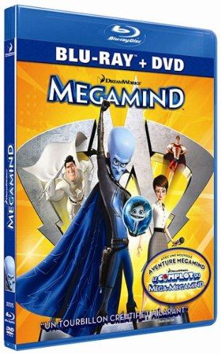 Megamind+ Dvd