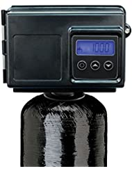 Filox 20 Iron Sulfur Manganese Removal Water Filter With Fleck DIGITAL 2510SXT 2 0 Cu Ft