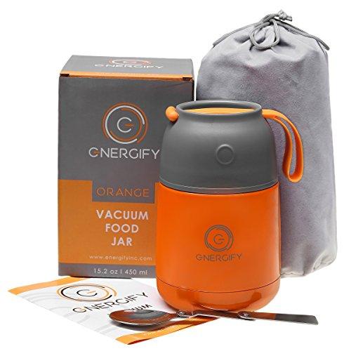 Vacuum Lunch Jar - 9