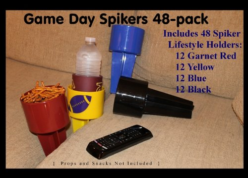 Spiker Game Day Limited Edition 48 Craft Pack for Monogramming by SPIKER (Image #3)