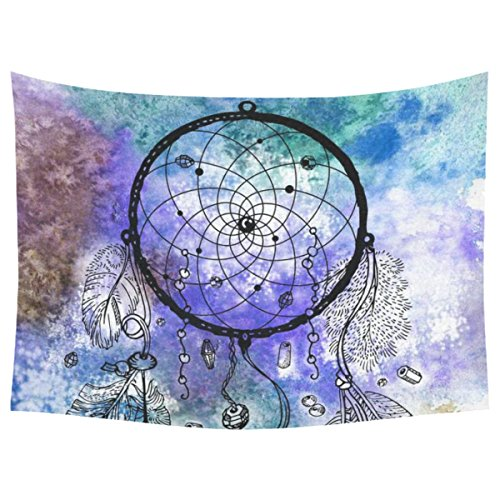 Dream Catcher Home Decor Wall Art,Feather Tapestry Wall Hanging