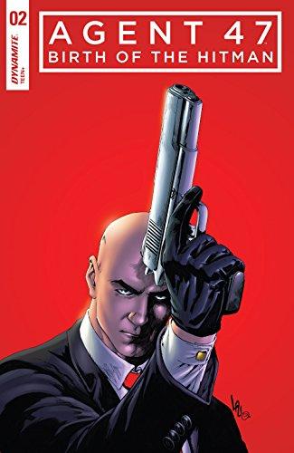 Agent 47: Birth Of The Hitman #2 (Agent 47: Birth of Hitman