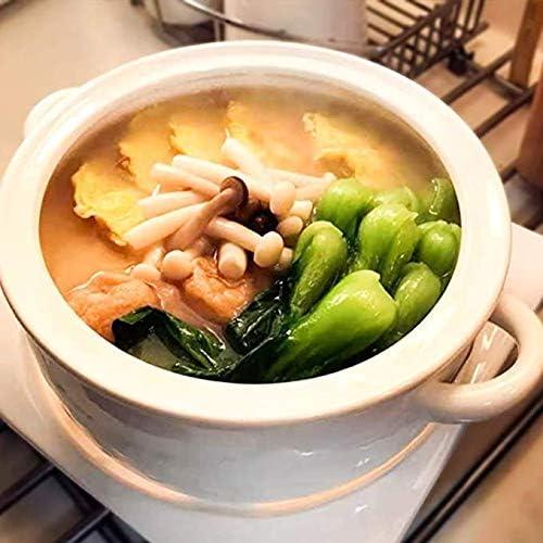 Buffet Chaud Cocotte, Chafer céramique avec Porte-Bougie, Garder Les Calories Alimentaires, pour Le Parti Soupe Porridge
