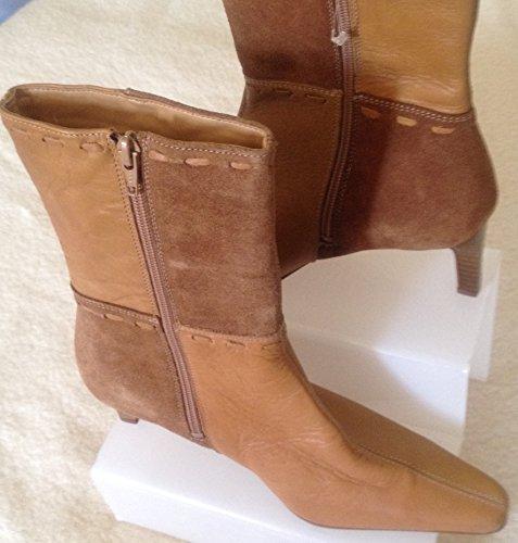 Wrangler - Botas para mujer Marrón marrón oscuro