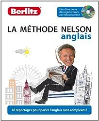 """Apprendre l'anglais avec la méthode de langue """"Nelson Monfort"""""""